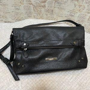 Nine West black crossbody bag excelente condition